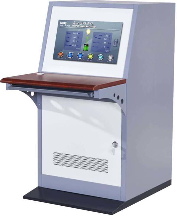 轨交车辆蓄电池监测系统——操控台