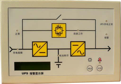 UPS状态显示屏/报警屏